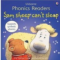 Sam Sheep Can't Sleep Phonics Reader (Phonics Readers)