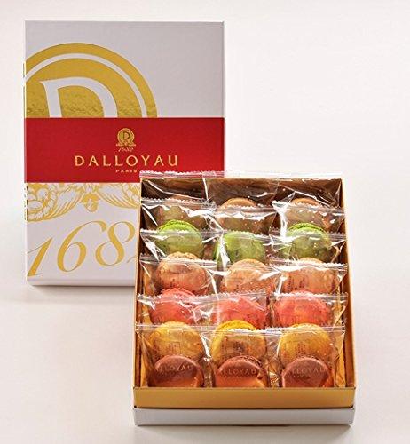 DALLOYAU マカロン18個詰 ダロワイヨ