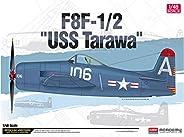 アカデミー 1/48 アメリカ海軍 F8F-1/2 ベアキャット U.S.S.タラワ プラモデル 12313