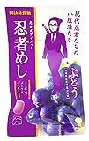 味覚糖   旨味シゲキックス 忍者めし ぶどう味  20G×10袋