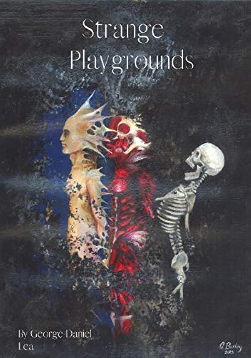 反響する記者メタルラインStrange Playgrounds (English Edition)