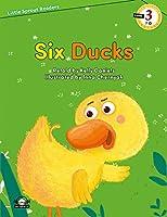 e-future Little Sprout Readers レベル3-06 Six Ducks CD付 英語教材