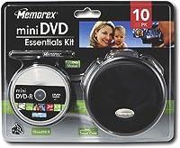 Memorex–Mini DVD Essentialsスターターキット–32028205