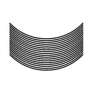 エムディーエフ(MDF) リムストライプ ソリ...の関連商品5