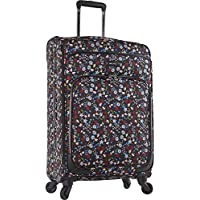 Ninewest Carry-on Expandable Spinner Luggage