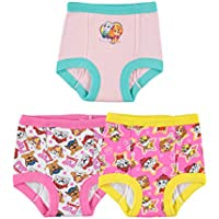 Nickelodeon Toddler Girls' Paw Patrol Training Pants - Multi