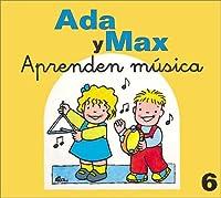 Ada Y Max Aprenden Musica (Coleccion)