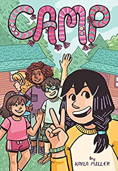 Camp (A Click Graphic Novel) by [Miller, Kayla]