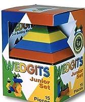 WEDGiTS Junior Set - 15 Piece Set [並行輸入品]