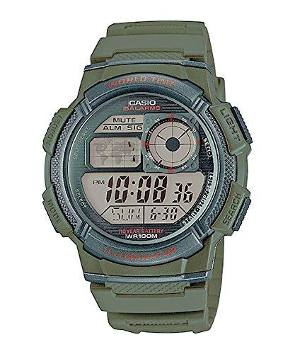 CASIO (カシオ) 腕時計 デジタル AE-1000W-3A メンズ 海外モデル  [並行輸入品]