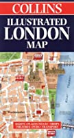 London Illustrated (Collins British Isles and Ireland Maps)