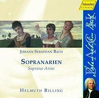 Soprano Arias by JOHANN SEBASTIAN BACH (2008-01-08)