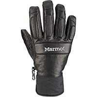 Marmot Tahoe Undercuff Gloveブラック、XL