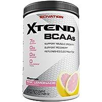 【海外直送品】Scivation Xtend BCAA 30杯分 (ピンクレモネード)