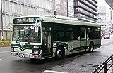 全国バスコレクション JB059 京都市交通局 いすゞエルガ ノンステップバス ジオラマ用...