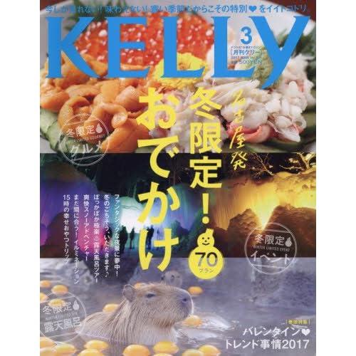 月刊KELLY(ケリー) 2017年 03 月号 [雑誌]