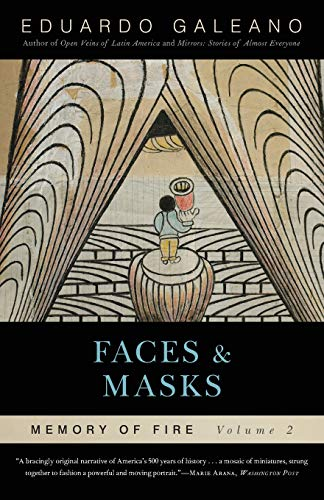 Download Faces and Masks: Memory of Fire, Volume 2 1568584458