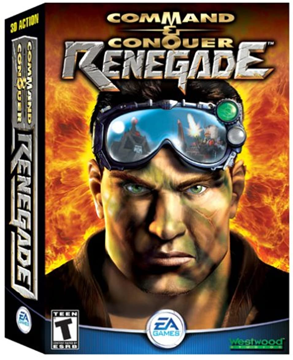 ニンニクケント沈黙Command & Conquer: Renegade (輸入版)