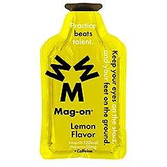 Mag-on マグオン エナジージェル アップル(りんご)5個 新味レモン5個 計10個セット