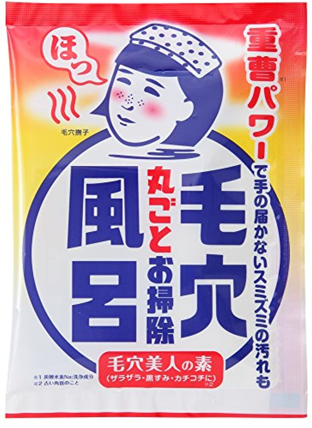パック炎上範囲毛穴撫子 重曹つるつる風呂 30g