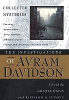 Investigations of Avram Davidson