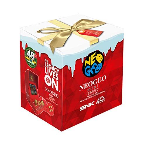 NEOGEOmini(ネオジオミニ)本体 クリスマス限定版