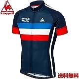 (ルコックスポルティフ)le coq sportif サイクリング エアリークールメッシュジャージ QC-740371 [メンズ] NVY L