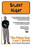 Piano Guy 1-on-1 Series: Silent Night [DVD]