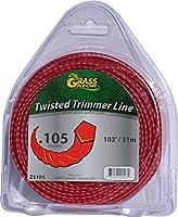 Grass Gator Z5105 Zip String Trimmer Line Pro Small Donut 102-Feet x .105 [並行輸入品]