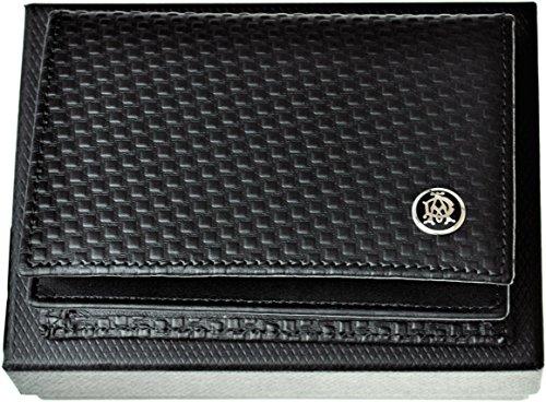 DUNHILL 【ダンヒル】 カードケース L2V347A MICRO D-EIGHT BLACK(ブラック)