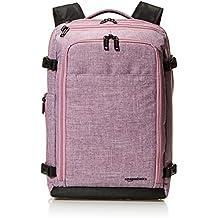 AmazonBasics Slim Carry On Backpack, Purple