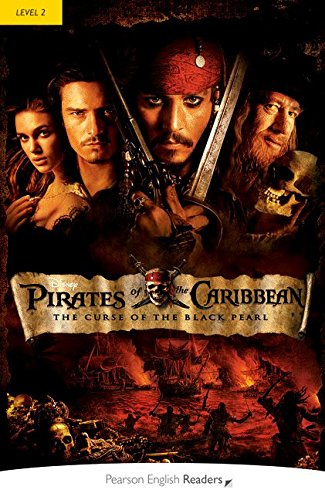 """""""Pirates of the Caribbean:The Curse of the Black Pearl"""" (Penguin Longman Penguin Readers)の詳細を見る"""