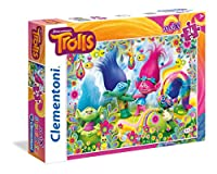 (Trolls) - Clementoni 61110cm Maxi Trolls Puzzle (24-Piece)