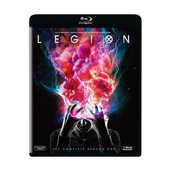 レギオン ブルーレイBOX [Blu-ray]の紹介画像5