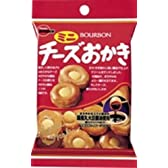 ブルボン ミニチーズおかき 25g×10袋
