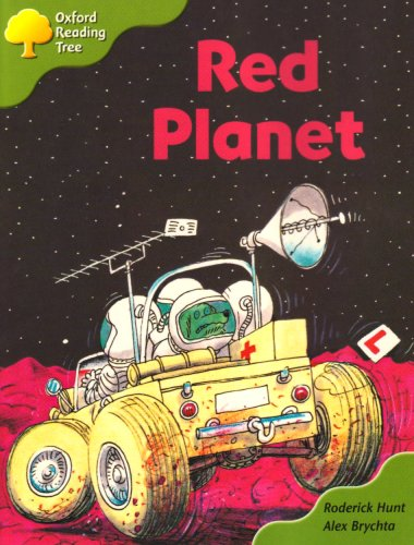 Oxford Reading Tree: Stages 6 and 7: Storybooks: the Red Planetの詳細を見る