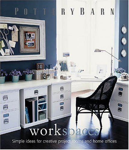 Pottery Barn Work Spaces (Pottery Barn Design Library)の詳細を見る