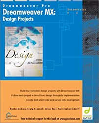 Dreamweaver Mx Design Projects (Toolset)