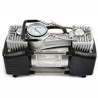 CARTECH CT-365 Portable Dc 12v Auto Car Motorcycle Pump Tire Inflator Mini Air Compressor Max.Pressure 150 PSI Power 180W 60Liters/Min CARTECH CT-365ポータブルDC 12VオートバイオートバイポンプタイヤインフレータミニコンプレッサーMax.Pressure 150 PSI Power 180W 60Liters / Min [並行輸入品]