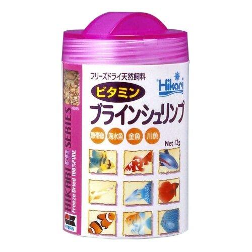 ヒカリ (Hikari) ひかりFD ビタミン ブラインシュリンプ 12g