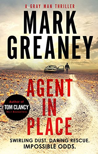 Agent in Place (Gray Man Book 7) (English Edition)