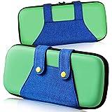 New Switch Mario Storage Bag Game Console Storage Box Animal Crossing Switch Storage Bag(Green)
