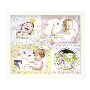 キシマ Kishima アミカ ベビーフレーム Pink ピンク KP-31094 0ヶ月~36ヶ月 出産祝い