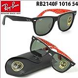 RAY-BAN 【レイバン国内正規品販売認定店】Ray-Ban(レイバン RayBan)サングラス RB2140F 1016 54