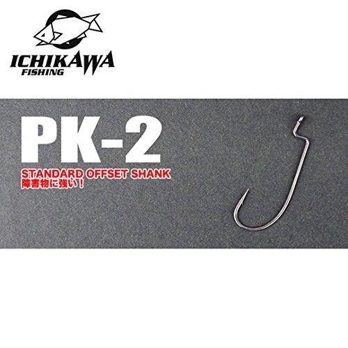 イチカワフィッシング PK-2 ICHIKAWA FISHING #1/0 フックサイズ