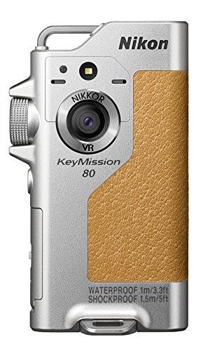 Nikon 防水ウェアラブルカメラ KeyMission 80 SL シルバー