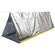 BAOBLADE Emergency Survival Camping Hiking Shelter Tube Tent Water-Resistant Outdoor