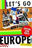Let's Go 2007 Europe (LET'S GO EUROPE)