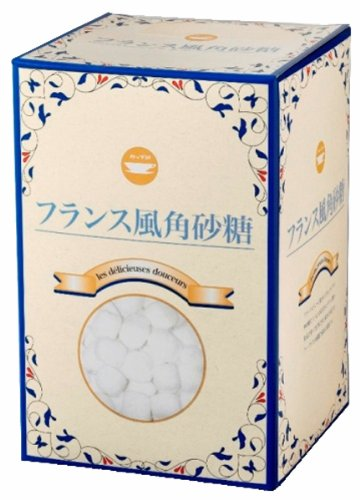 フランス風角砂糖 (ホワイト) 箱 1kg
