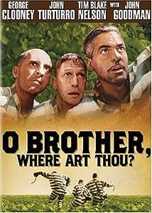 [北米版DVD リージョンコード1] O BROTHER WHERE ART THOU / (WS)